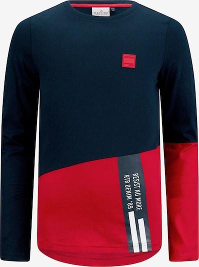 Retour Jeans Tričko 'Easton' - námornícka modrá / ohnivo červená, Produkt