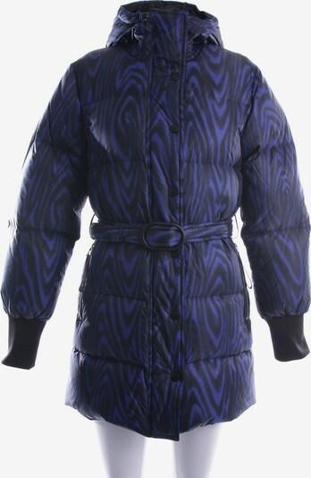 KENZO Winterjacke in XS in blau / schwarz, Produktansicht