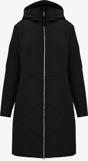 Finn Flare Wintermantel in de kleur Zwart, Productweergave