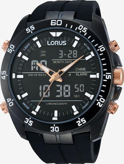 LORUS Uhr »Lorus Sport Chronograpph analog digital, RW615AX9« in bronze / schwarz, Produktansicht