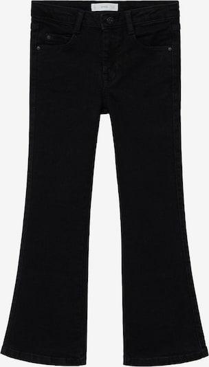 MANGO KIDS Jeansy w kolorze czarnym, Podgląd produktu