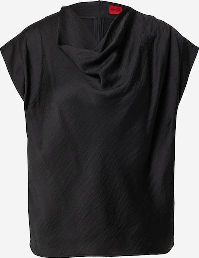 HUGO Camiseta 'Cajori-1' en negro, Vista del producto