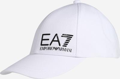 EA7 Emporio Armani Cap in Black / White, Item view