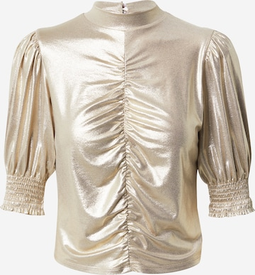 Dorothy Perkins Shirt in Goud