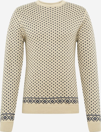 Only & Sons Pullover 'ONSBRAD' in creme / marine, Produktansicht