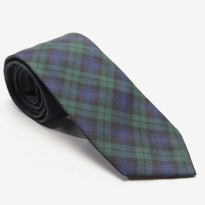 PRADA Krawatte in One Size in blau / dunkelgrün, Produktansicht