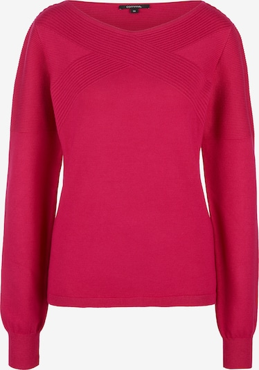 COMMA Pullover in pink, Produktansicht