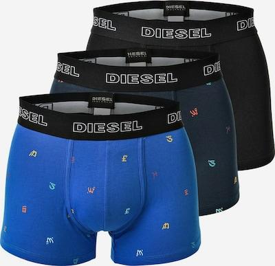 DIESEL Boxershorts in mischfarben: Frontalansicht