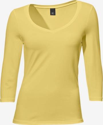 heine Shirt in Gelb