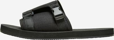 SELECTED HOMME Chaussons en noir, Vue avec produit