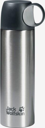 JACK WOLFSKIN Thermoskan in de kleur Zilver, Productweergave
