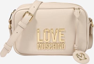 Love Moschino Чанта за през рамо тип преметка в телесен цвят, Преглед на продукта