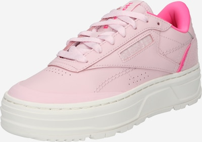 Reebok Classics Sneaker in hellpink / dunkelpink, Produktansicht