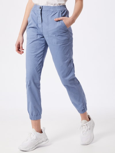 Cotton On Chino kalhoty - kouřově modrá, Model/ka