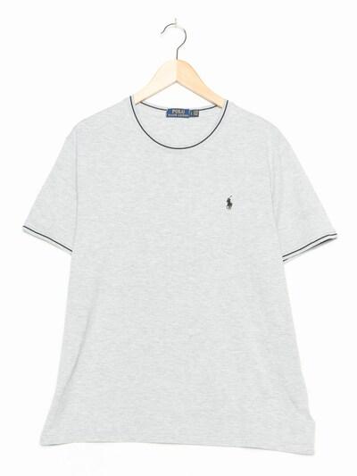 RALPH LAUREN Polohemd in XL in graumeliert, Produktansicht