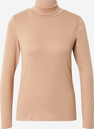 TOM TAILOR Shirt in hellbeige, Produktansicht