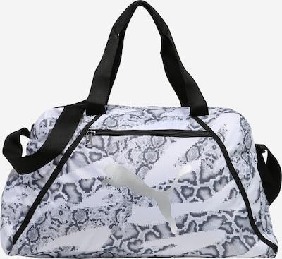 PUMA Sporttasche in grau / weiß, Produktansicht