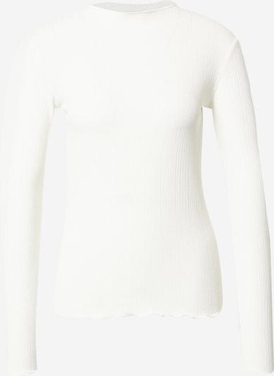 fehér KAREN BY SIMONSEN Póló 'Candace', Termék nézet