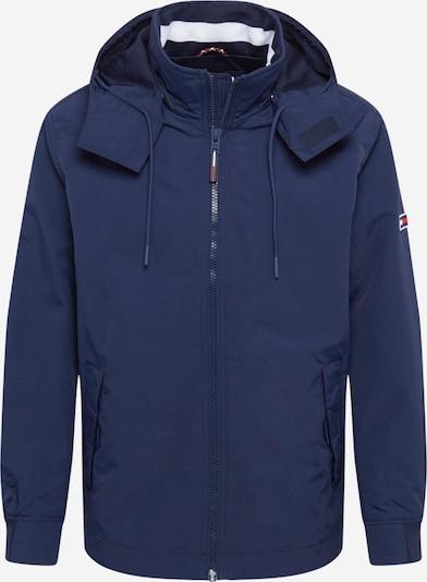 Tommy Jeans Tussenjas in de kleur Navy, Productweergave