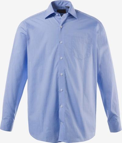 JP1880 Hemden in hellblau / weiß, Produktansicht