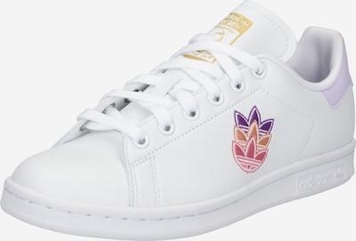 ADIDAS ORIGINALS Sneakers laag 'Stan Smith' in de kleur Sering / Lichtoranje / Lichtroze / Wit, Productweergave