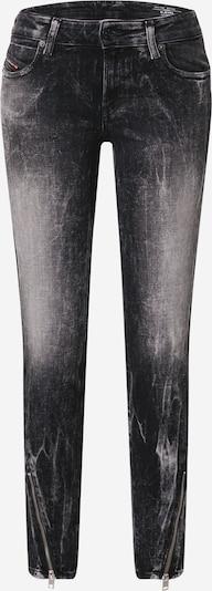 Džinsai 'JEVEL' iš DIESEL , spalva - juodo džinso spalva, Prekių apžvalga