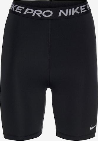 NIKESportske hlače - crna boja