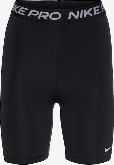 NIKE Спортен панталон в черно / бяло, Преглед на продукта