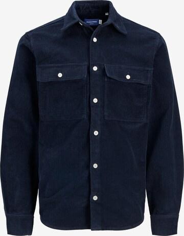 JACK & JONES Hemd 'Gordon' in Blau