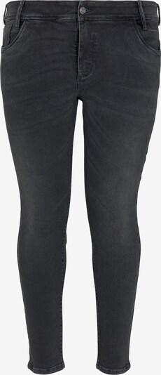 MY TRUE ME Jeans in de kleur Donkergrijs, Productweergave
