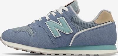 new balance Sneaker in pastellblau / rauchgrau / weiß, Produktansicht