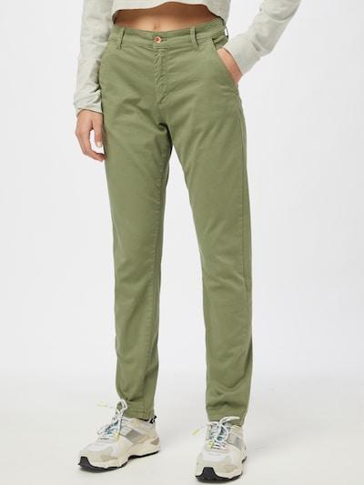 JACQUELINE de YONG Chino 'JDYDakota' in khaki, Modelansicht