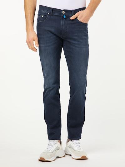 PIERRE CARDIN Jeans in dunkelblau, Modelansicht