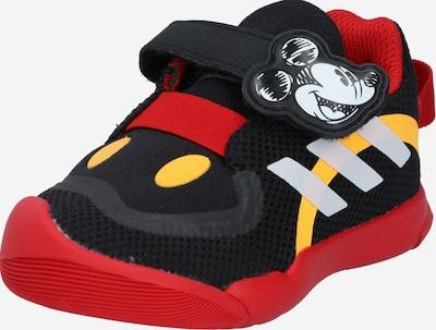 ADIDAS PERFORMANCE Sportschoen 'ActivePlay Mickey' in de kleur Geel / Rood / Zwart / Wit, Productweergave