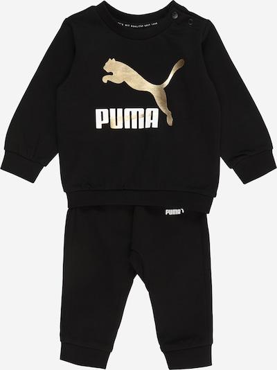 PUMA Joggingová souprava 'Minicats' - zlatá / černá, Produkt