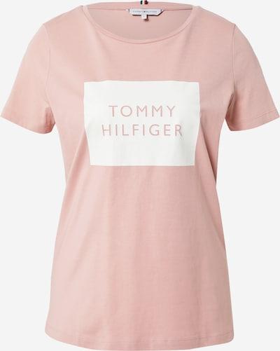 Tricou TOMMY HILFIGER pe navy / roz vechi / roși aprins / alb, Vizualizare produs