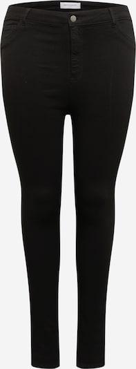 ONLY Carmakoma Jeans in de kleur Zwart, Productweergave