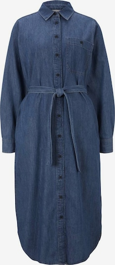 TOM TAILOR DENIM Blusenkleid in blue denim, Produktansicht