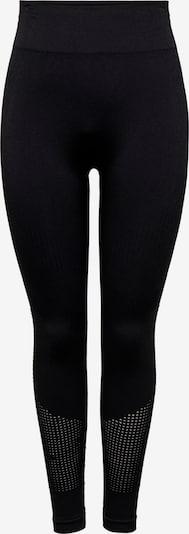 ONLY PLAY Pantalon de sport 'Saba' en noir, Vue avec produit