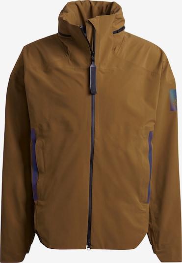 ADIDAS PERFORMANCE Jacke in braun, Produktansicht
