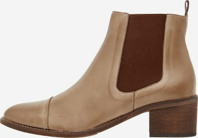 Bianco Chelsea Boots in beige / braun, Produktansicht