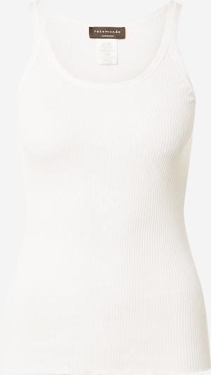 rosemunde Top in weiß, Produktansicht