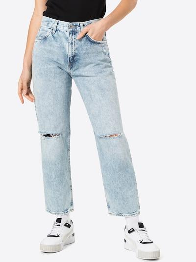 Mavi Jeans 'Berlin' in de kleur Lichtblauw, Modelweergave