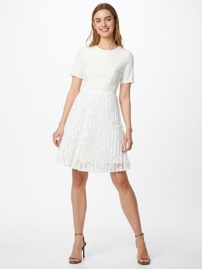 Skirt & Stiletto Sukienka koktajlowa w kolorze białym, Podgląd na modelu(-ce)