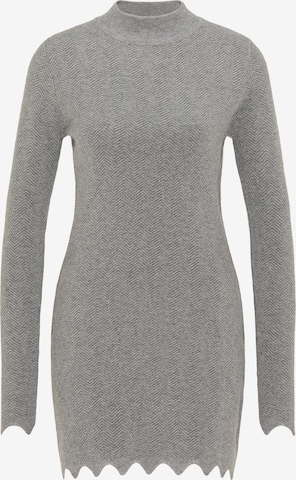 myMo at night Pullover in Grau