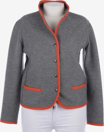 Frauenschuh Jacket & Coat in XL in Grey