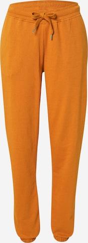 basic apparel Hose 'Maje' in Orange