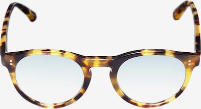 EYE RESPECT Sonnenbrille 'DC III' in braun, Produktansicht