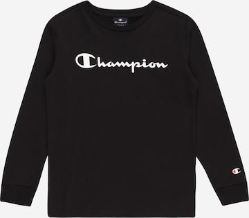 Champion Authentic Athletic Apparel Särk, värv must