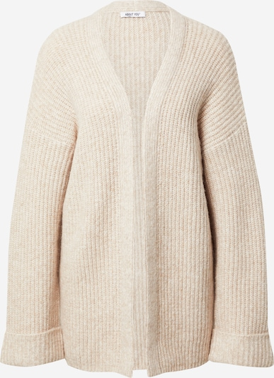 ABOUT YOU Strickjacke 'Laura' in creme, Produktansicht